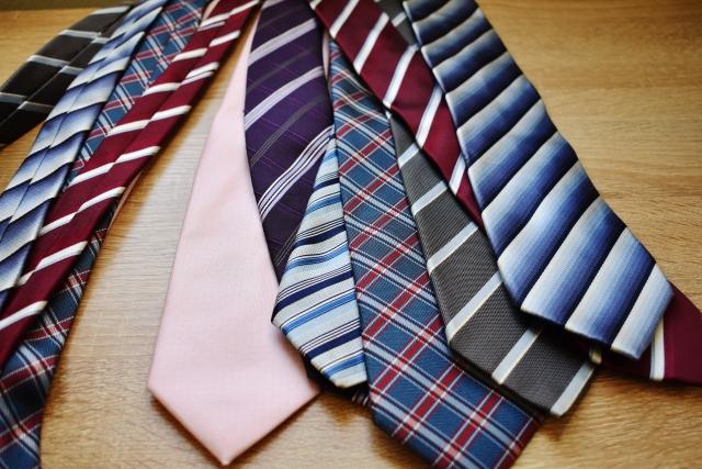 ネクタイをプレゼントする意味