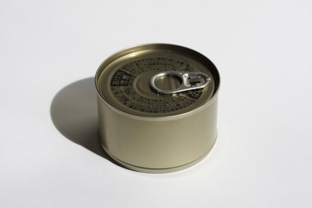 缶詰の捨て方