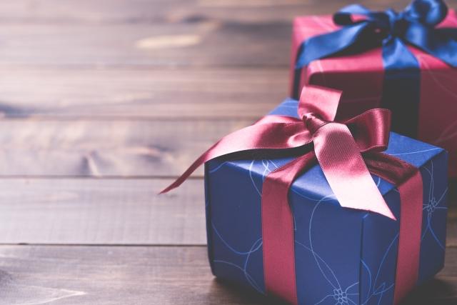 プレゼントの意味まとめ
