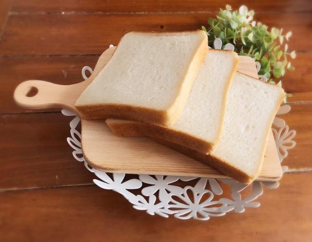 食パン1斤のサイズ