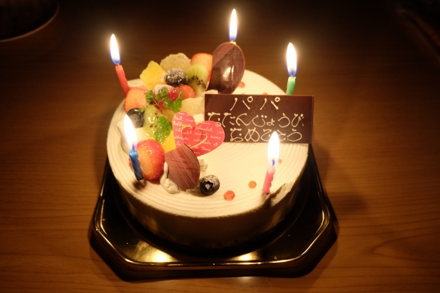 誕生日ケーキまとめ